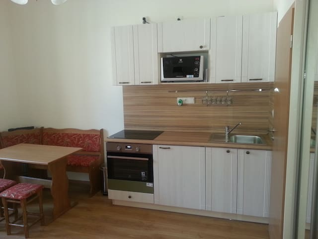 Apartmán 1+kk v Penzionu u hradu - Mladá Boleslav - Apartment