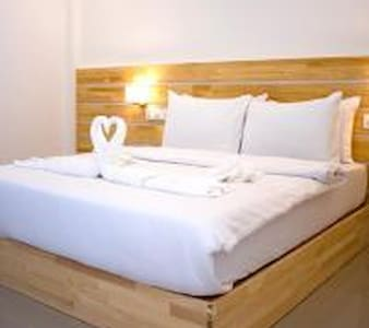Deluxe Double Room with Balcony & City View
