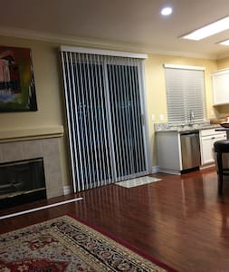 Very clean, Peaceful, cozy room - Elk Grove - Hus