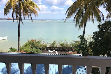 Hotel in Tombeau Bay-Sea view,Swimming Pool,wifi. - Autre