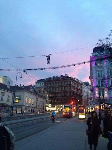 Nice Apartment in Vienna City - Wien - Huoneisto