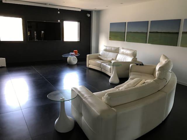 Superbe appartement type loft - Brügge - Loft