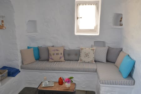 Traditional private stone room - Plaka - Bungalow