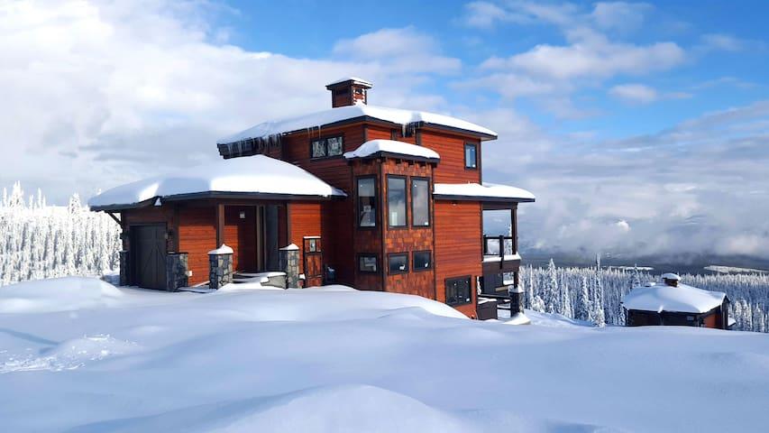 Powder Peaks - Beaverdell - Haus