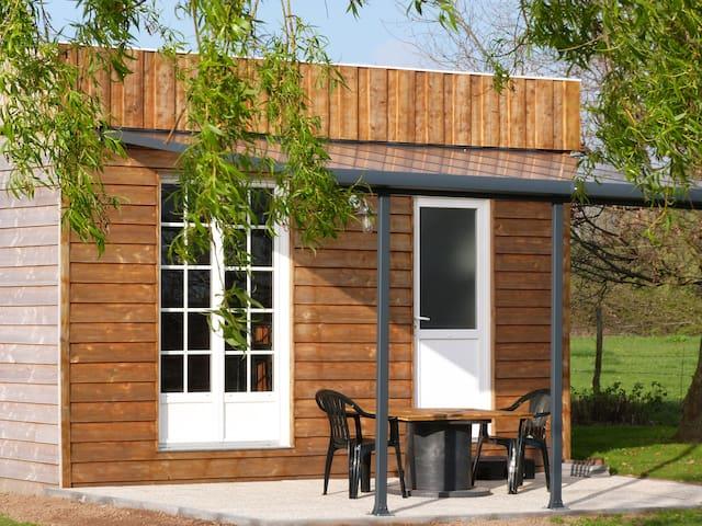 studio proche d'honfleur - Beuzeville - Bungalou