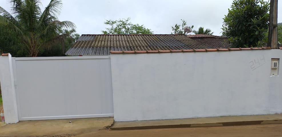 Casa pra temporada em Ubatuba