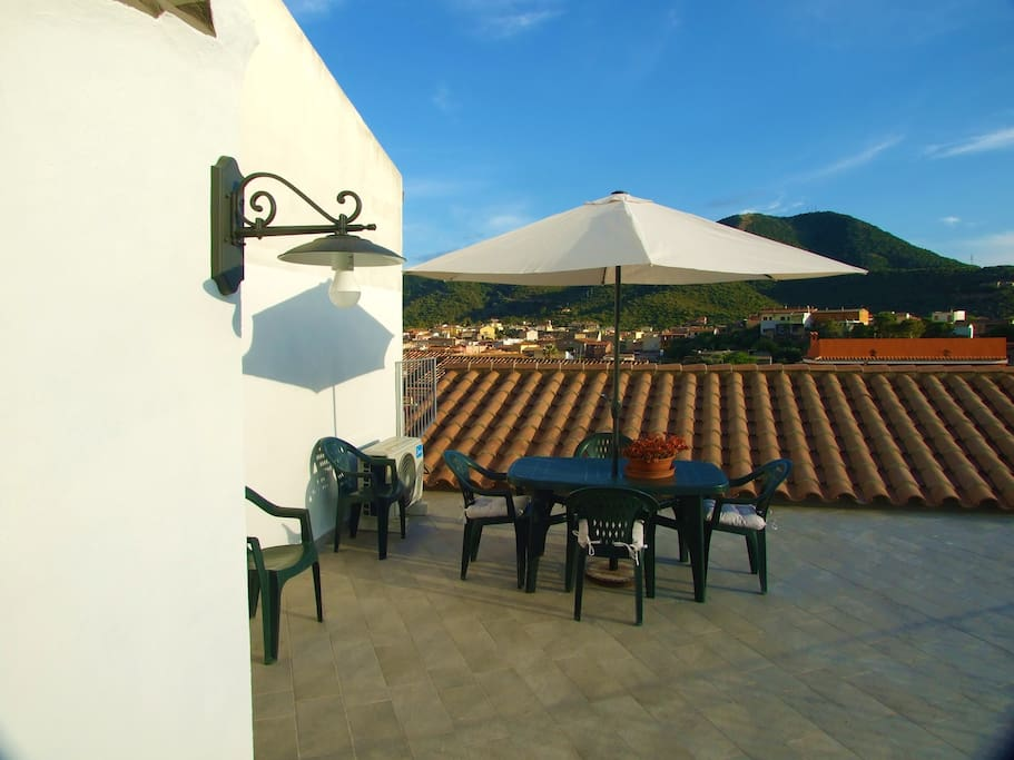 Terrazza panoramica - Roof terrace
