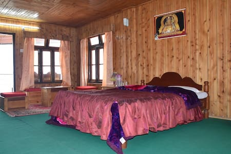 Lolegaon-Homestay (Lavender Deluxe)-Himalayas