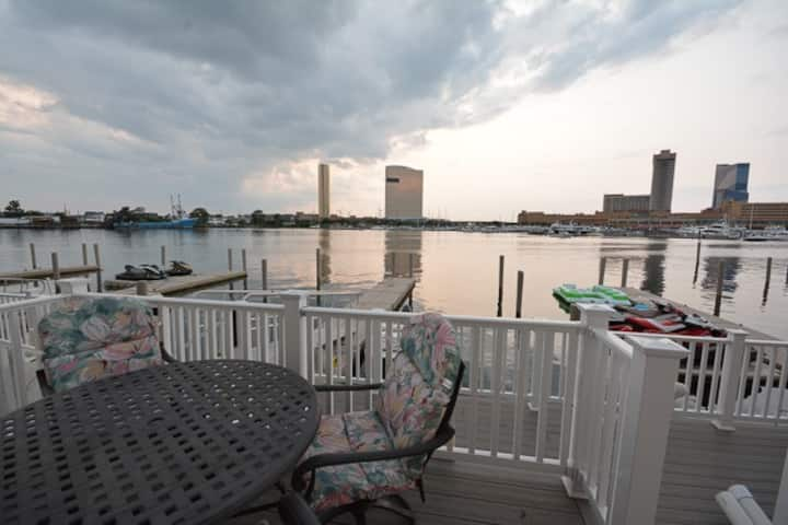 Waterview all rm  waterfront on  best marina  NJ