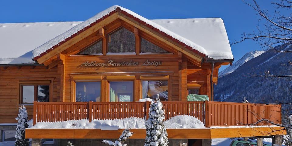Selbstversorger-Ferienhaus in St. Anton am Arlberg