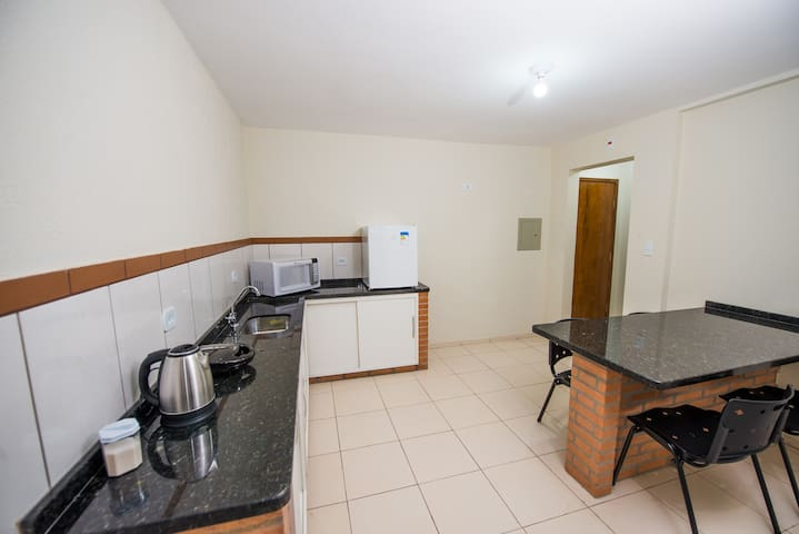 Apartamento casal  inteiro em Foz Do Iguaçu