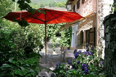 An oasis in the beautiful Vallemaggia