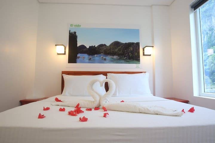 Standard room in El Nido