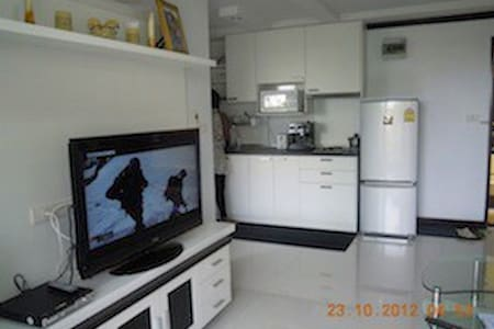 Nice 2 rooms appartement 50m2 - Hua Hin - Apartment