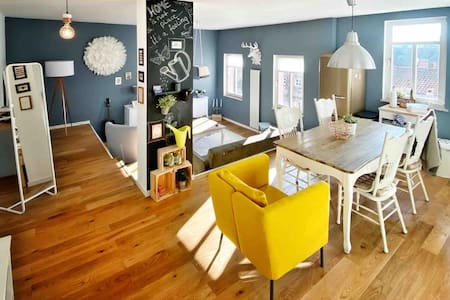 Stylish and cosy apartment in a cultural monument