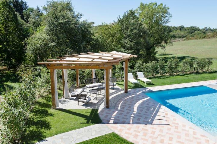 Borgo Giorgione | 8 Guests