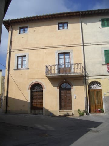 Your house  in a Thermal   Town - Casciana Terme - Apartament