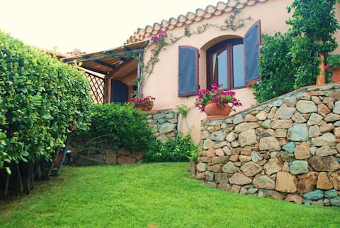 Beautiful cozy house in Sardinia