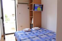 Apartments Mare - ROOM for 2 near the beach #301