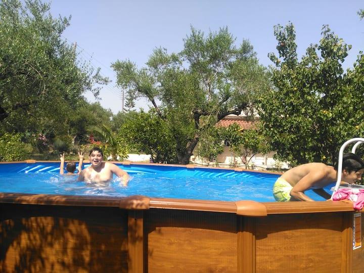 Villa Monos with Private Pool