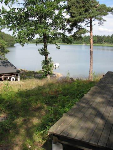 House Stockholm archipelago  - Bergshamra