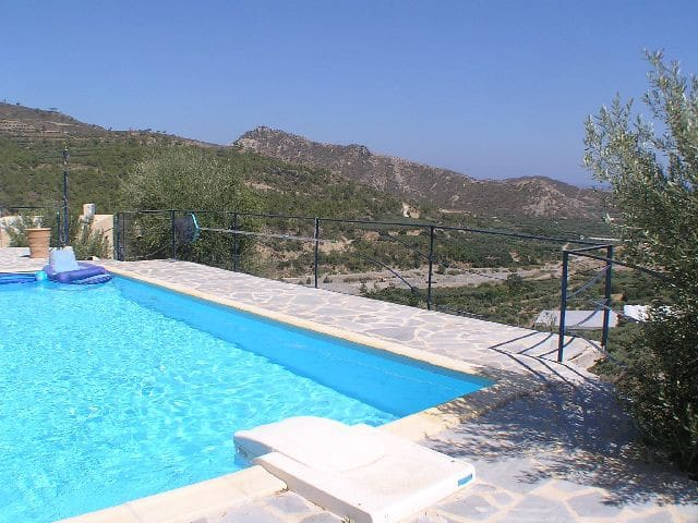 Villa S-E Crete with private pool - Myrtos - Huvila