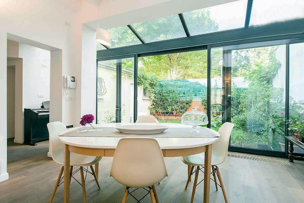 Chambre dans maison jardin jacuzzi guesthouse for rent - Jacuzzi para jardin ...