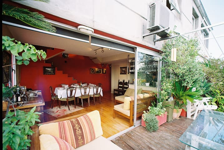 Unique spot by the river  - Buenos Aires-Tigre - Apartamento