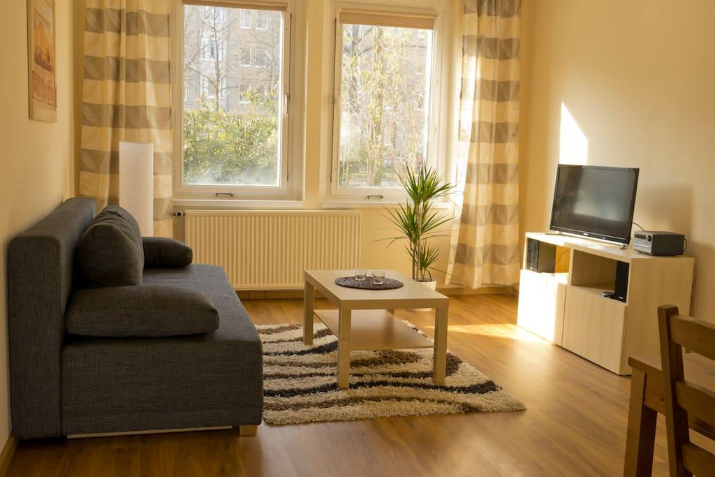 ferienwohnung zentrum albert 7 wohnungen zur miete in dresden sachsen deutschland. Black Bedroom Furniture Sets. Home Design Ideas