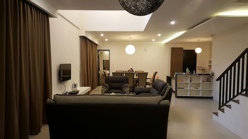 Cosy and Modern Sanctuary @ Lumen Residence