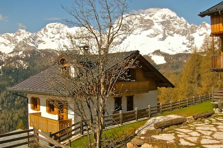 Discover the charm of the Dolomites - Zoldo Alto - 公寓