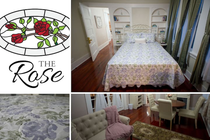 The Lavender Rose Private Suite