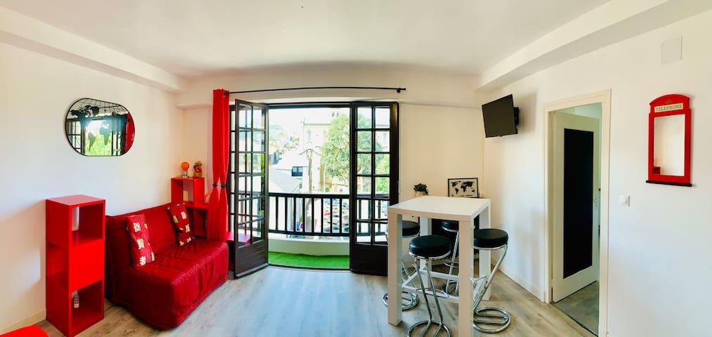 Appart Loft & vue - Parking Gratuit - Centre ville