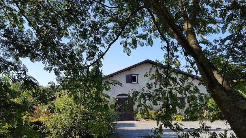Gîte Mitoyen-la campagne à 9 km des plages - Tarnos