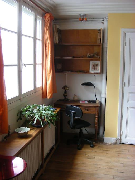 Un petit bureau pour votre ordi