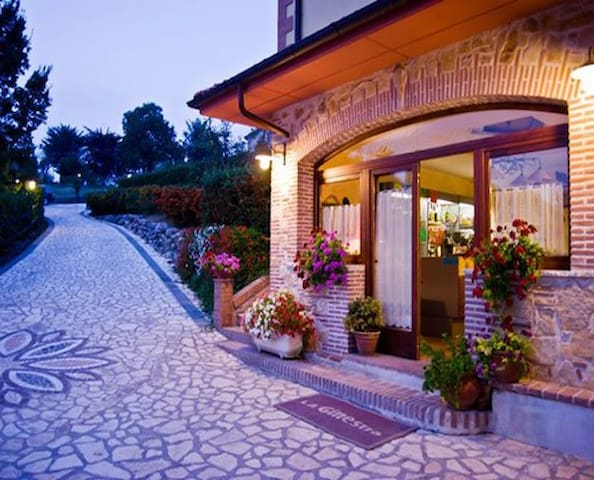 La Ginestra B&B - Torricella In Sabina - Penzion (B&B)
