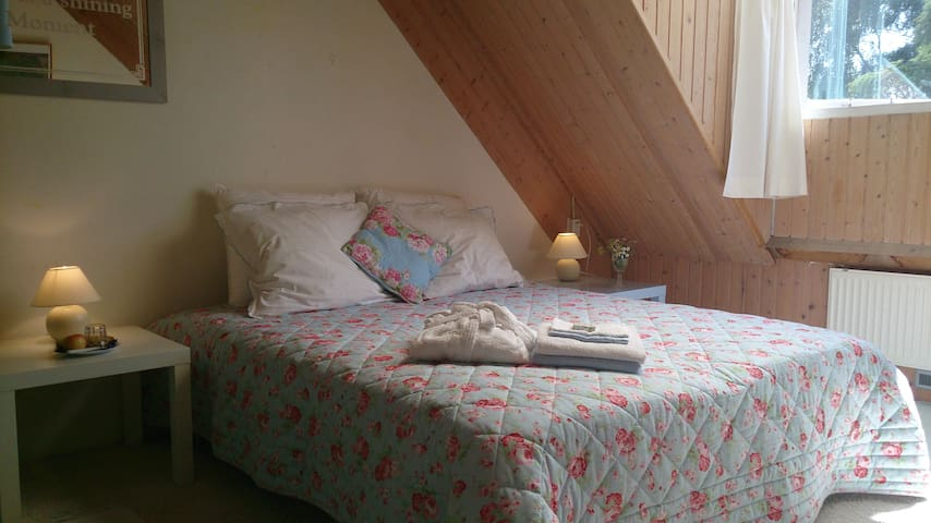 Budget kamer in Rustherberg - Valthermond - Bed & Breakfast