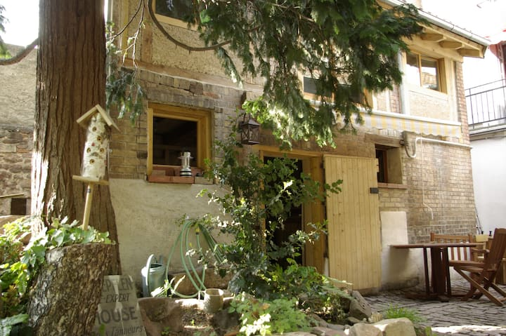 Maisonette for 2 to 4 person