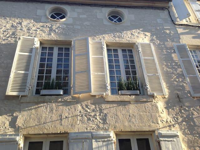 la porte rouge - the red door inn - Saintes - Bed & Breakfast
