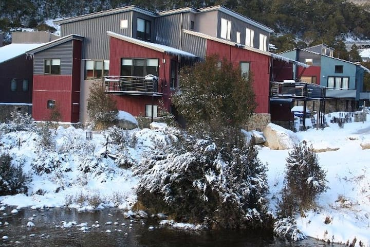 ANGALA 1 Thredbo- Closest Unit to Friday Flat