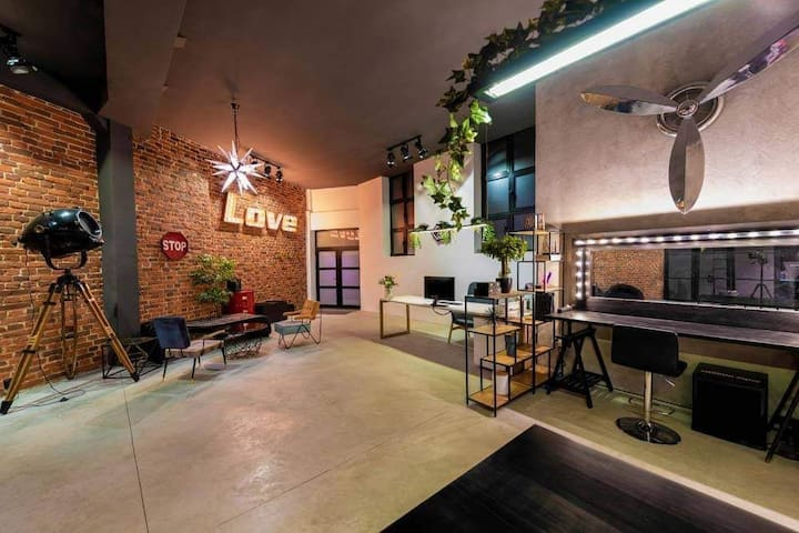 Designer Loft in the heart of Bucharest