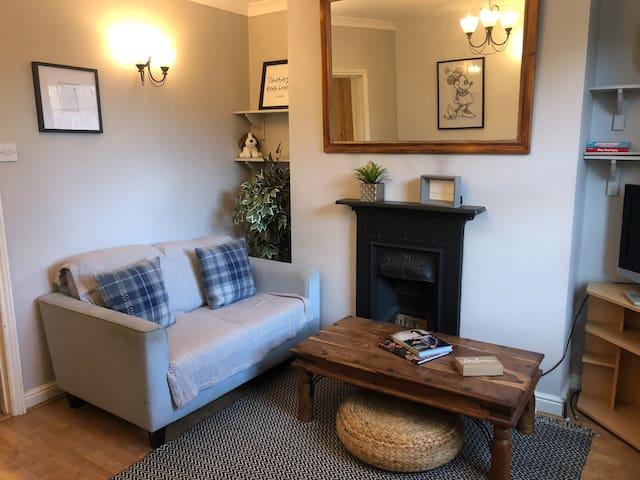 Characterful house in Leamington Spa, sleeps 4