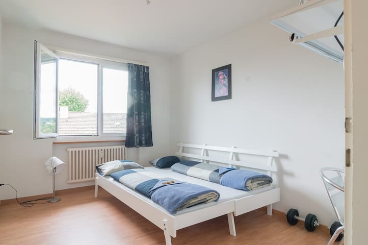 A room, 5min from Zurich Airport - Opfikon - Квартира