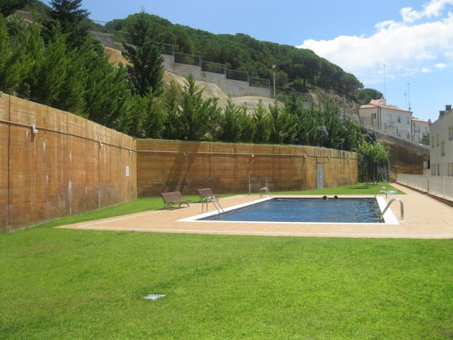 Luxury apartment by the sea - Sant Andreu de Llavaneres - Apartament