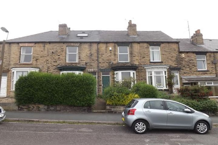 Comfortable house in Crookes
