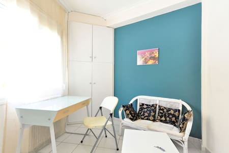 3 room apartment 10 mins from metro - Athen