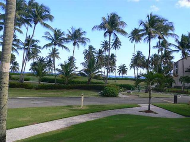 Beach & Golf 2BR 2BA apt sleeps 5-6 - Humacao