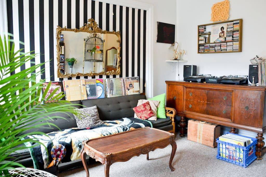 Brooklyn chambre priv e 1 lit 2 voyageurspre war park slope on prospect park appartements - Deco chambre etats unis ...