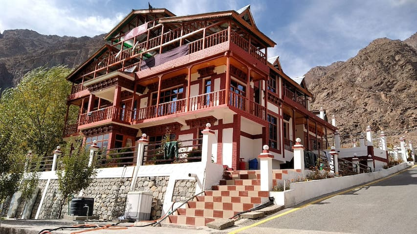 Trespone Valley Resort, NH301, Trespone, Kargil