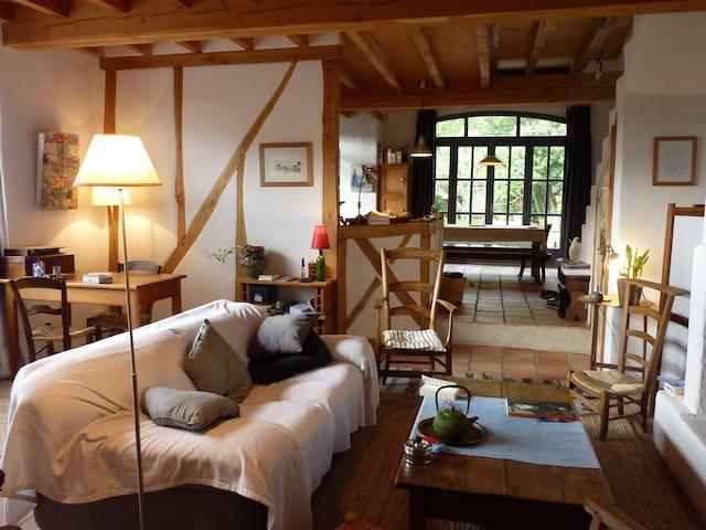 Maison de charme dans village - Revel - Huis